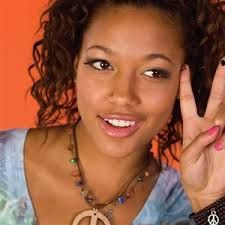 kylie bunbury - in my world, she would be one of my choices for Shana in #jemthemovie, and is the appropriate age.  Shana was the oldest of the holograms not a 20 year old.