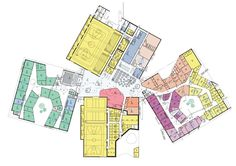 Gallery of Community Centre Kastelli / Lahdelma & Mahlamäki - 17 Sports Complex, Cultural Center, Case Study, Centre, House Plans, Floor Plans, Community, How To Plan, Learning