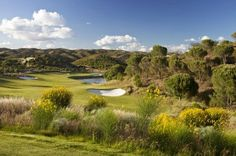 Golf Course Monte Rei in Algarve, Portugal - From Golf Escapes