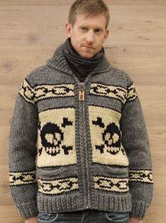 Granted Hand Knit Sweater. shop.lynnsteven.com