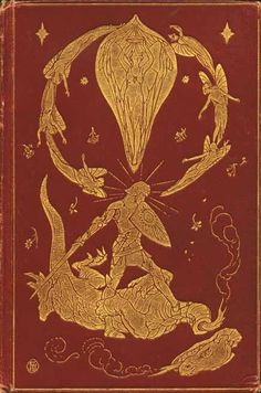 Lang ~ The crimson fairy book (1903); Lang, Andrew, 1844-1912; Ford, H. J. (Henry Justice), 1860-1941, ill