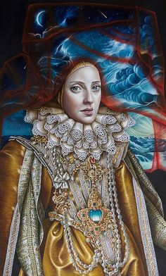 From Conde Contemporary, Luis Enrique Toledo del Rio, The Passage of Time Oil on Canvas, 39 × 24 in Weird And Wonderful, Fine Art Gallery, Oil On Canvas, Contemporary Art, My Arts, Artsy, Princess Zelda, Artwork, Painting