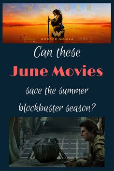 Here are {most of} the movies hitting theaters in June, including #WonderWoman, #TheMummy, and more! http://apeekatkarensworld.com/2017/05/can-these-june-movies-save-summer-blockbuster-season.html/