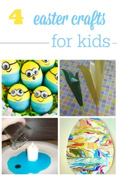 Easter Crafts for the Kids