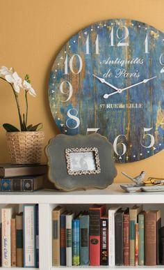 Beautiful wall clock.                                                       …