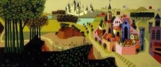 Castle essays global village