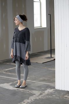 Made from recycled knit items, by Secret Lentil.