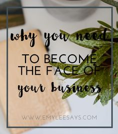 the importance of becoming the face of your business with lifestyle marketing photo sessions for small creative business owners