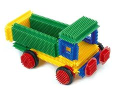 Construction Toys of the Year Toddler Fun, Toddler Toys, Toddler Activities, Retro Toys, Vintage Toys, Block Play, Lego Blocks, Kindergarten, Childhood Toys