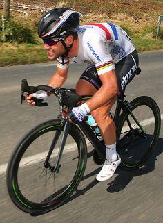 Mark Cavendish - Cycling superstar