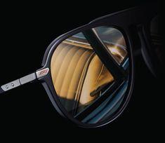 Formula1_Gold-Collection Men's Sunglasses, Formula 1, Carbon Fiber, Gold, Collection, Vintage, Vintage Comics, Yellow