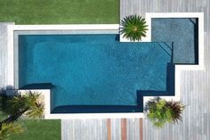 158 best creative small swimming pool design for backyard inspiration page 46 Amazing Swimming Pools, Small Swimming Pools, Swimming Pools Backyard, Swimming Pool Designs, Pool Spa, Lap Pools, Indoor Pools, Small Pools, Pool Decks