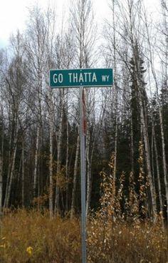 Go THATTA Wy