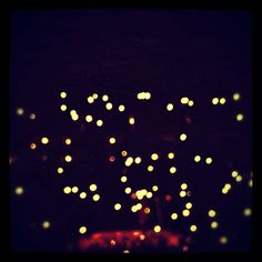 All of the lights  Via: afrodsc.tumblr.com