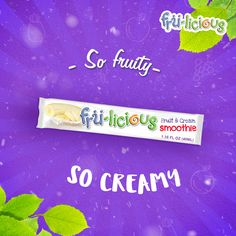 There's nothing more delicious than a #frulicious smoothie #fruliciousHappiness #Smoothie http://fru-licious.com/