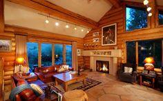 living room design with corner fireplace library Baby Rustic Medium Windows General Contractors HVAC Contractors