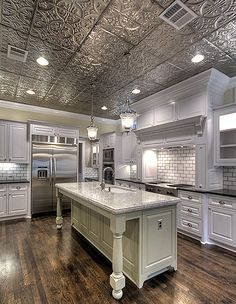 Design Services American Tin Ceilings