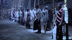 Moncler Gamme Bleu Fall-Winter 2015/16 Show