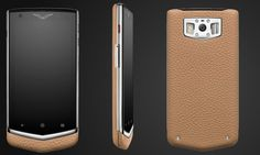 vertu | Vertu launches Constellation at 4,900 Euros, its second Android ...