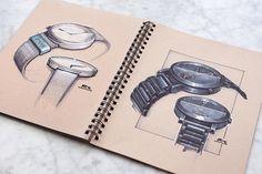 Architecture Concepts – Les magnifiques sketchbooks de Reid Schlegel   Ufunk.net