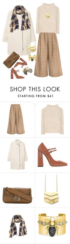 """Untitled #733"" by clothes-wise ❤ liked on Polyvore featuring Tom Ford, MANGO, Rochas, Fendi, Vivienne Westwood Anglomania, BaubleBar and John Hardy"