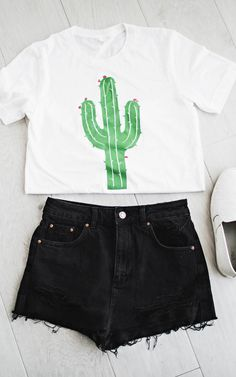 Cactus Tee by: ILY COUTURE ilycouture.com