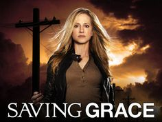 Holly Hunter as Grace Hanadarko (Saving Grace) Movies Showing, Movies And Tv Shows, The Decemberists, Saved By Grace, Great Tv Shows, Tv Times, Old Tv, Special People, Saving Grace