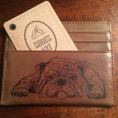 Discover our luxury hand crafted leather wallets. Wallets can be personalised through our Sweeney Tattoo service making it an ideal gift. Real Tattoo, Tattoo You, Leather Accessories, Leather Craft, Leather Wallet, Things To Come, Gifts, Leather Crafts, Presents