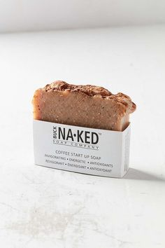 Buck Naked Soap Company Bar Soap - Urban Outfitters Coffee Ingredients, Coffea Arabica, Vegan Bar, Theobroma Cacao, Soap Company, Olive Fruit, Blended Coffee, Cold Process Soap