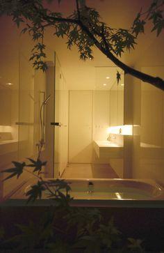 Casa de Cubierta Horizontal / Shinichi Ogawa  Associates