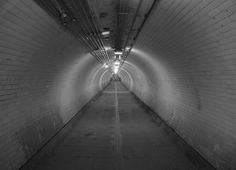 Tunnel, Thames, Greenwich, Subway, Underpass, Footpath