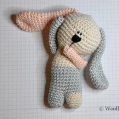 амигуруми заяц бесплатная схема вязания
