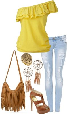 """""""Untitled #1015"""" by eclare887 on Polyvore"""