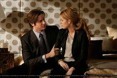 "Gabriel and Serena _ Serena's house. Season 2 Episode 22 ""Southern Gentlemen Prefer Blondes""."