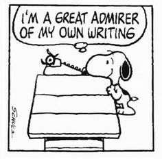 Snoopy Says It Best