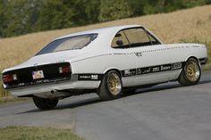 Pirelli Tuning Award: Opel Rekord C Fastback Coupe von Dirk Hattenhauer