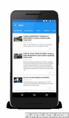 Serbia News | Srbija Vesti  Android App - playslack.com ,  Srbija Vesti gives you easy access to read the most popular news sources from Serbia (Srbija) on your Android device. Take this app with you and stay informed with access to the latest news.Newspapers available: Blic, B92, Kurir, Krstarica Vesti, Mondo, PressOnline, Naslovi, РТС, Vecernje Novosti, ПОЛИТИКА, CNET News, BBC, Njuz, Svet, Danas, Vestinet, 021, JutarnjiList, Press Online, Vesti Online, Telegraf, Vesti.rs...Features…