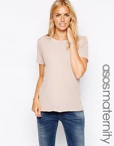 9f1012637 Discover maternity tops from ASOS. Shop for maternity t-shirts