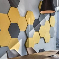 Acoustic Wall Panels, 3d Wall Panels, Soundproofing Walls, Sound Proofing, Tile Design, Beautiful Interiors, Living Room Designs, Light Building, 2020 Design
