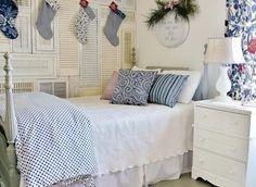 Как украсить спальню к Новому году | Colors.life