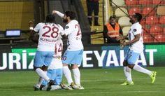 Spor Toto Süper Lig'in 24. haftasının kapanış maçında gülen taraf Trabzonspor oldu.