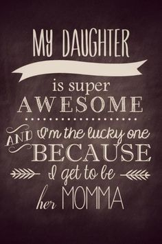 For my 2 Daughters Gretchen Olivia and Hannah Jayne  <3