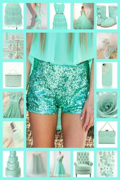 Mint Green 3rd entry♡