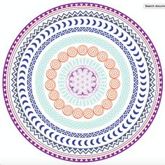 The flower of life symbol or the creation mandala is the intersection of all sacred geometry and is the epicentre of all creation. www.TheIndieDoctor.com Flower Of Life Symbol, Best Amazon Deals, Sacred Geometry, Mandala, Outdoor Blanket, Symbols, Health, Products, Health Care