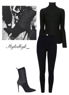 """""""KG.-™"""" by kathygarcia93 ❤ liked on Polyvore featuring Joseph and River Island"""