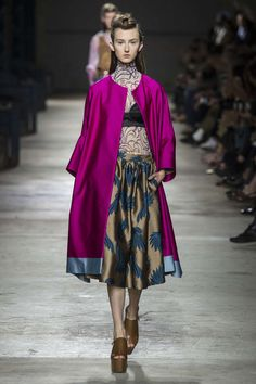 Dries Van Noten Printemps/Eté 2016, Womenswear - Défilés (#23066)