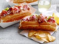 Celebrate summer (and the weekend) with #FNMag's Lobster Rolls