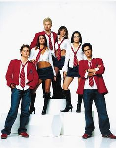 Oh No They Didn't! - Fake Movie/TV Schools We Wish Really Existed - Rebelde  - RBD