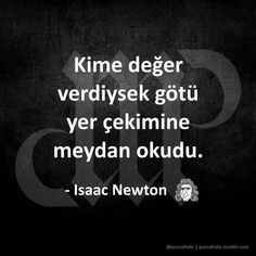 İstanbul'un en iyi kafesi Beautiful Easy Drawings, Beautiful Mind Quotes, Funny Quotes, Life Quotes, Isaac Newton, Good Sentences, Word 3, Lets Do It, Sewing Patterns Free