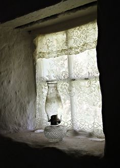 Window Light by Julesrules. Taken at the Omagh Folk Park in county Tyrone, Northern Ireland.